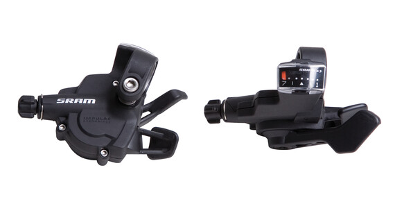 SRAM X.3 Trigger Paire Shifter 3x7